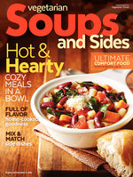 Vegetarian Soups and Sides
